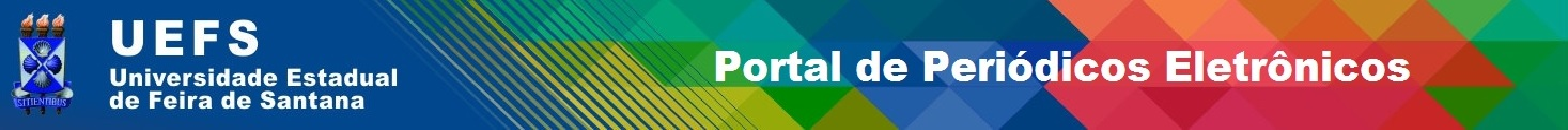 Portal de Periódicos Eletrônicos da Universidade Estadual de Feira de Santana